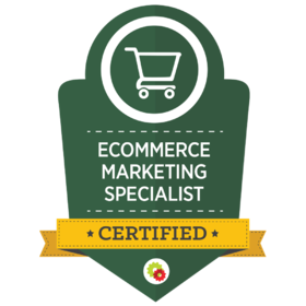 Certified Ecommerce Marketing Specialist