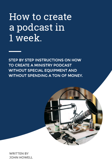 Create a Podcast